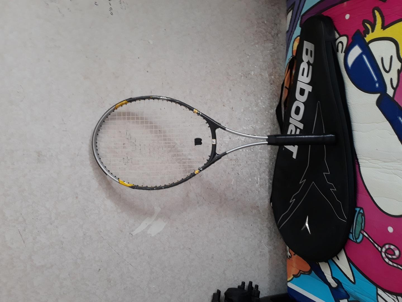 456번. 낫소 테니스라켓