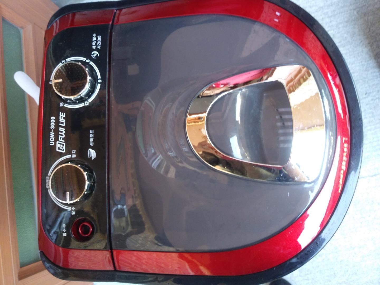 전기세탁기입니다.새제품입니다.