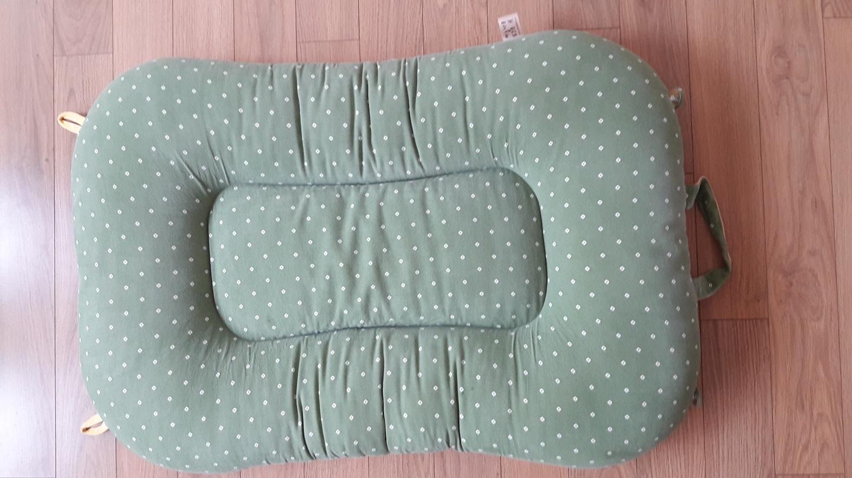 아기 간이 침대(모유촉진차 약 50개 드림)