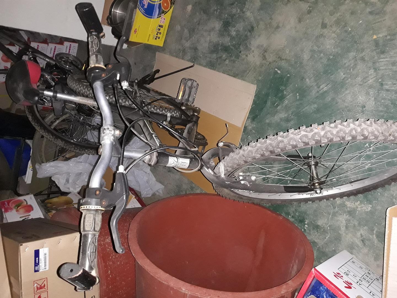 자전거 올립니다.