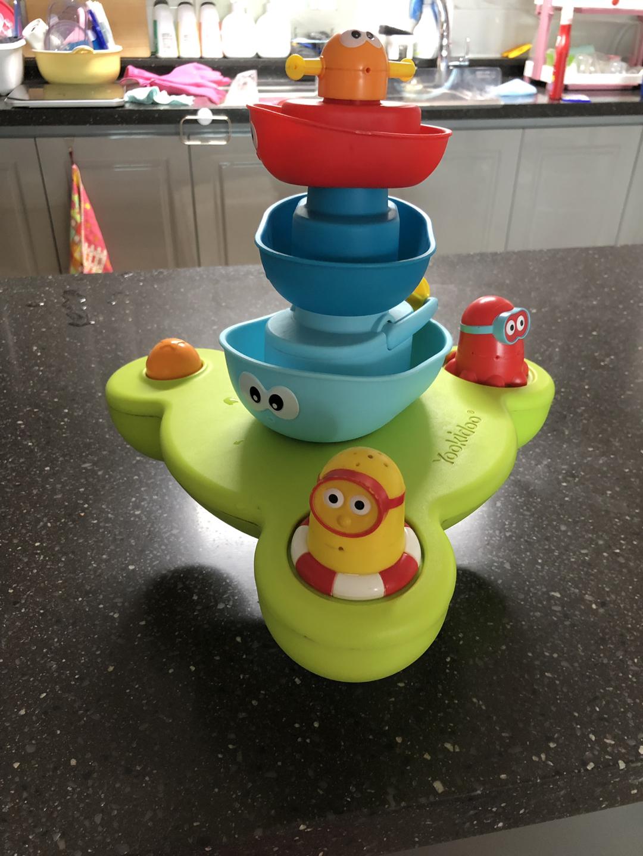 유키두 분수 물놀이 장난감