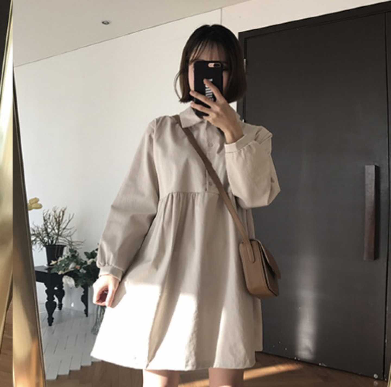 심플와이 베이비돌 원피스