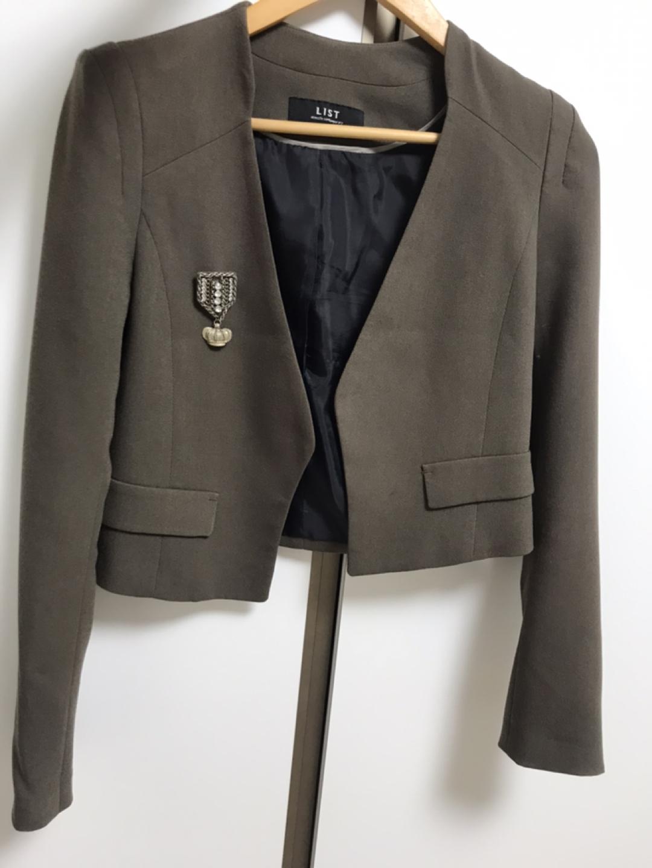 리스트 재킷 자켓