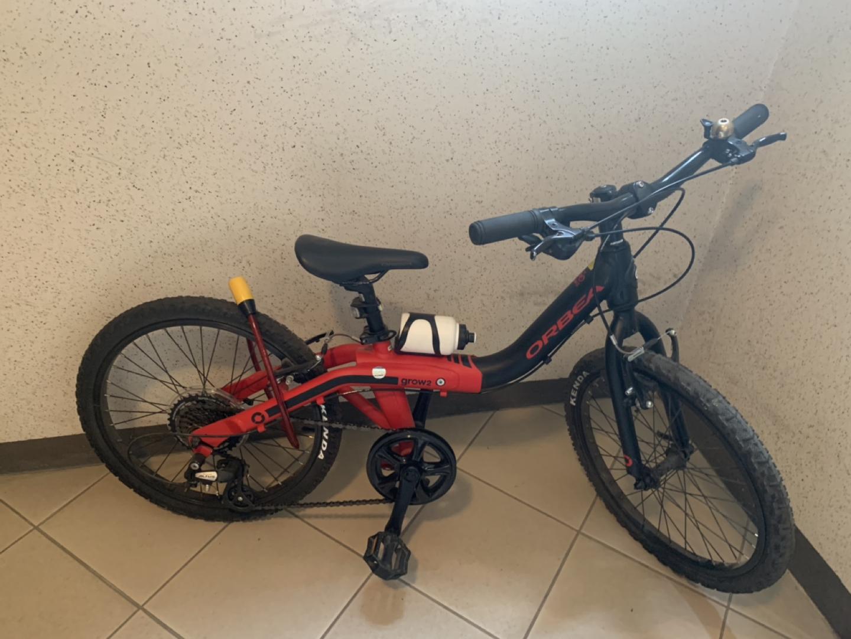 자전거: 오베아 그로우2 새것같은 컨디션