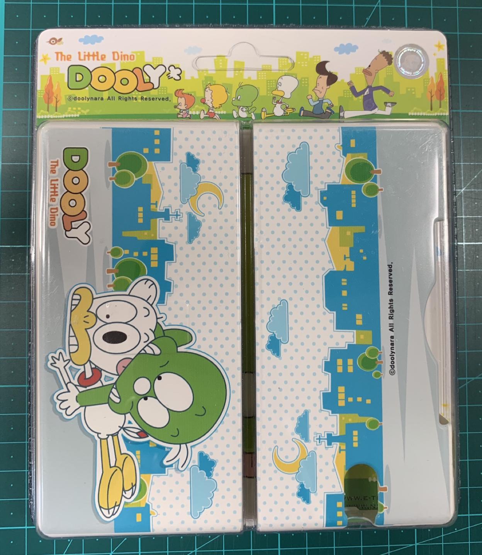 닌텐도 DS Lite 전용 아기공룡 둘리 케이스