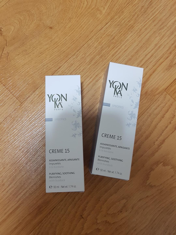 용카15번 (소유크림.성인여드름) 미개봉 상품 판매