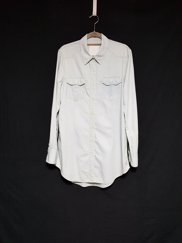 (EJ)아이스 데님 셔츠~^^