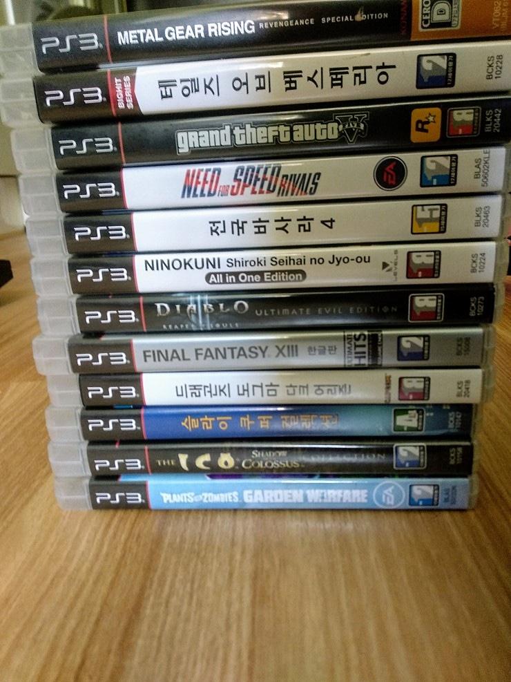 플스3/플레이스테이션3/ps3/게임타이틀