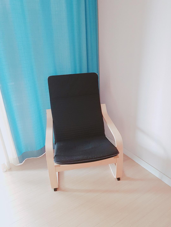 이케아 포앙의자