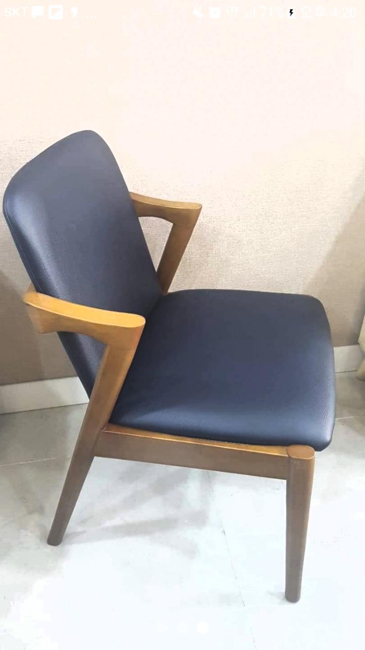 원목의자 (디피 제품)