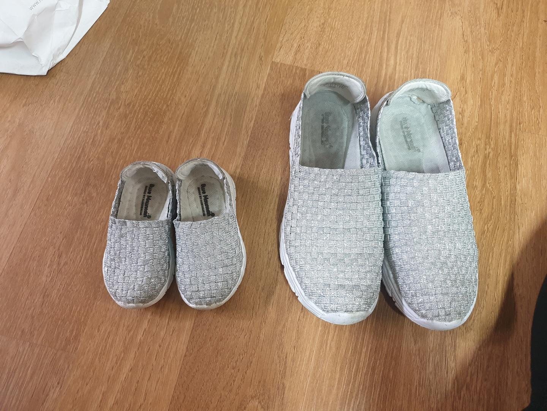 엄마랑 커플신발