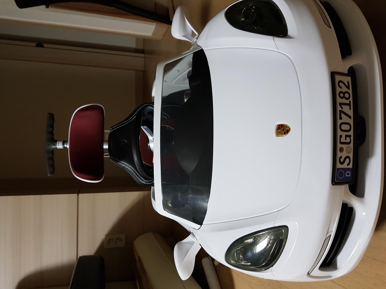 파파야나인 포르쉐 718 푸쉬카(바퀴커버 포함)