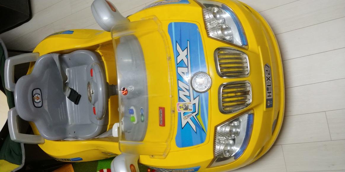 어린이용 자동차 ㅡ 베터리2개튜닝제품