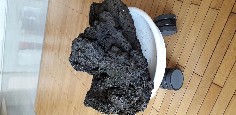 제주 화산석