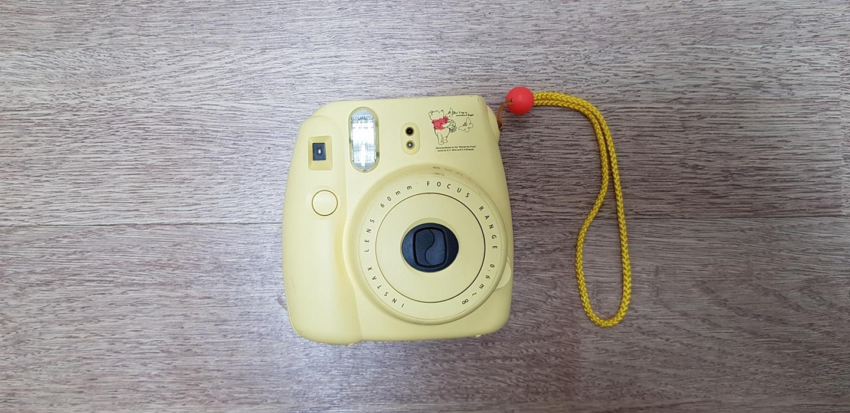 [정품] 푸우 에디션 폴라로이드카메라