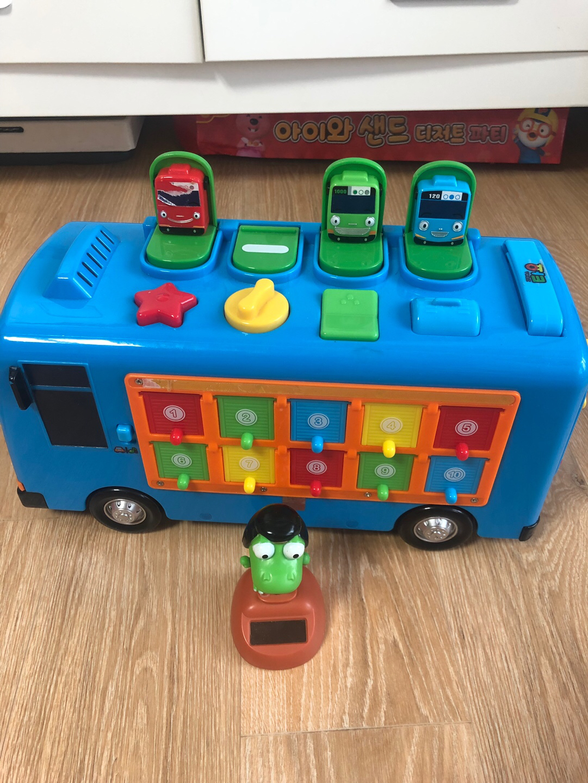 가격내림 타요버스 유아장난감 자동차장난감 뽀로로