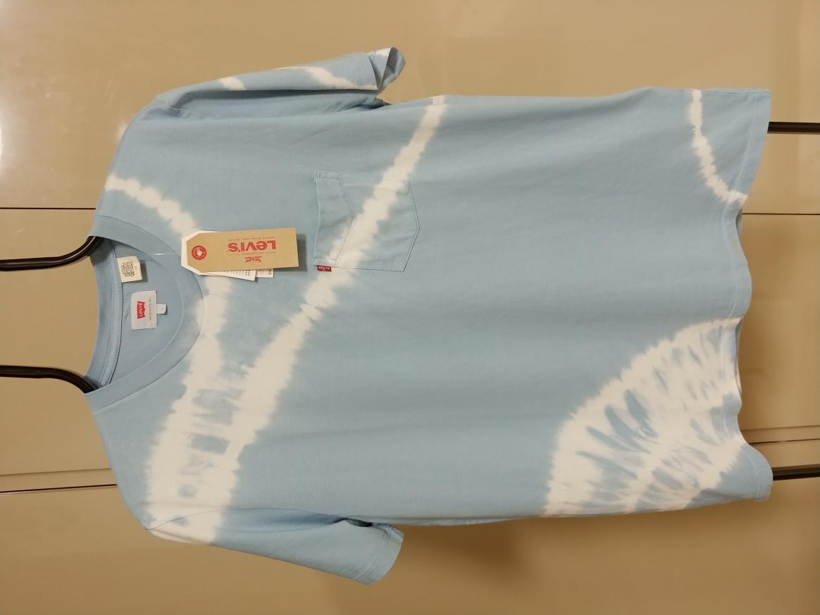 [L] (새상품) 리바이스 포켓 반팔티셔츠
