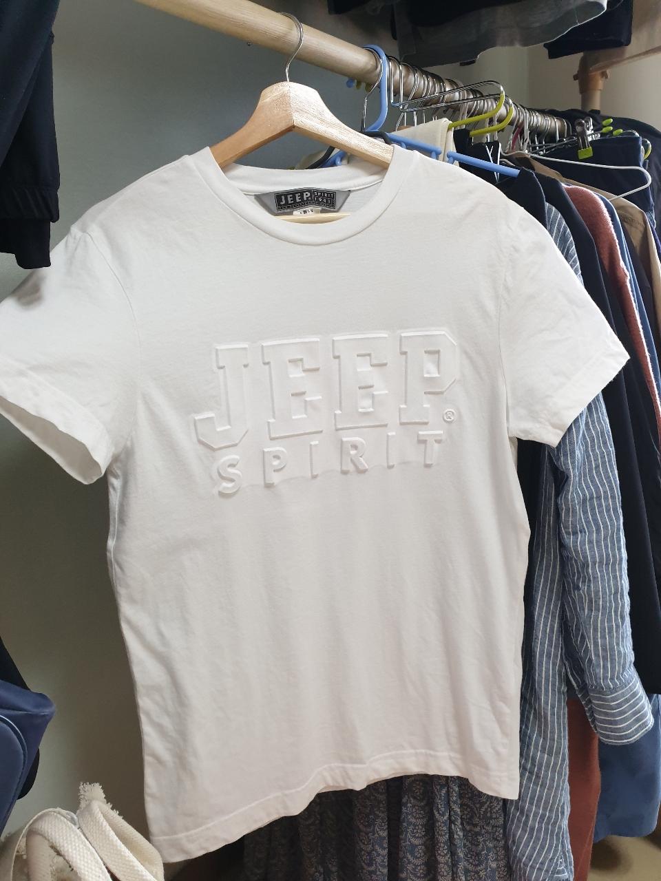 JEEP 티셔츠