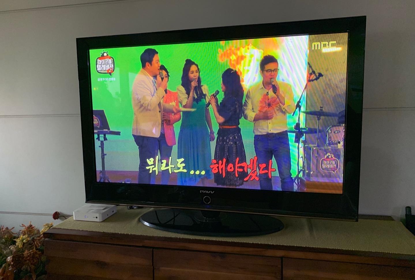 TV 팝니다 삼성 50인치 PDP