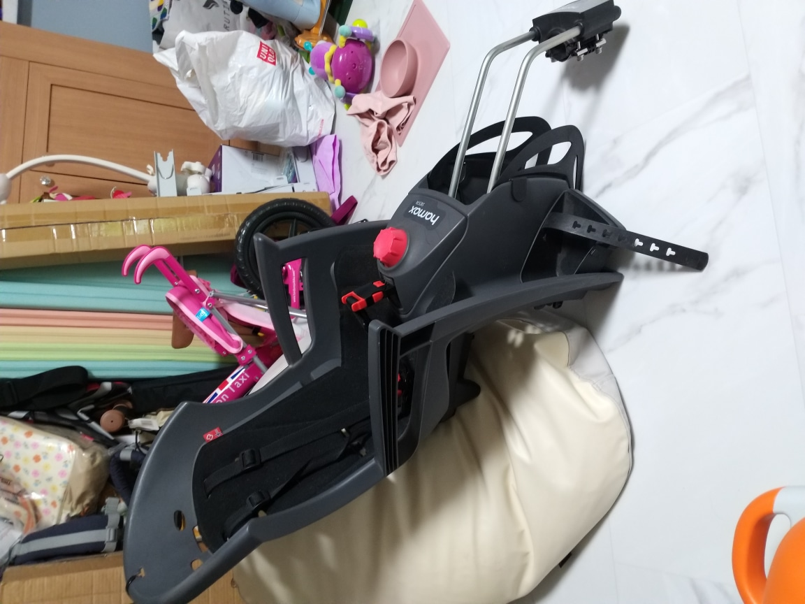 하맥스시에스타 자전거 의자 시트 어린이 자전거