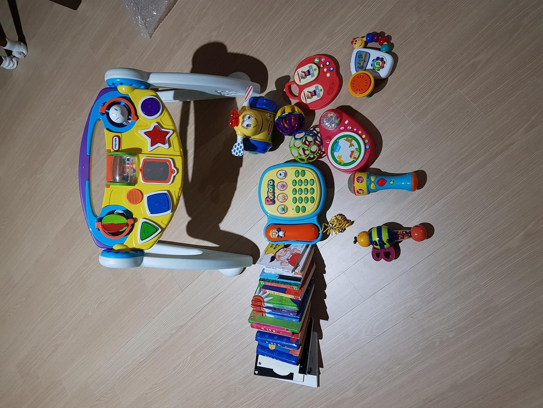 유아장난감 책