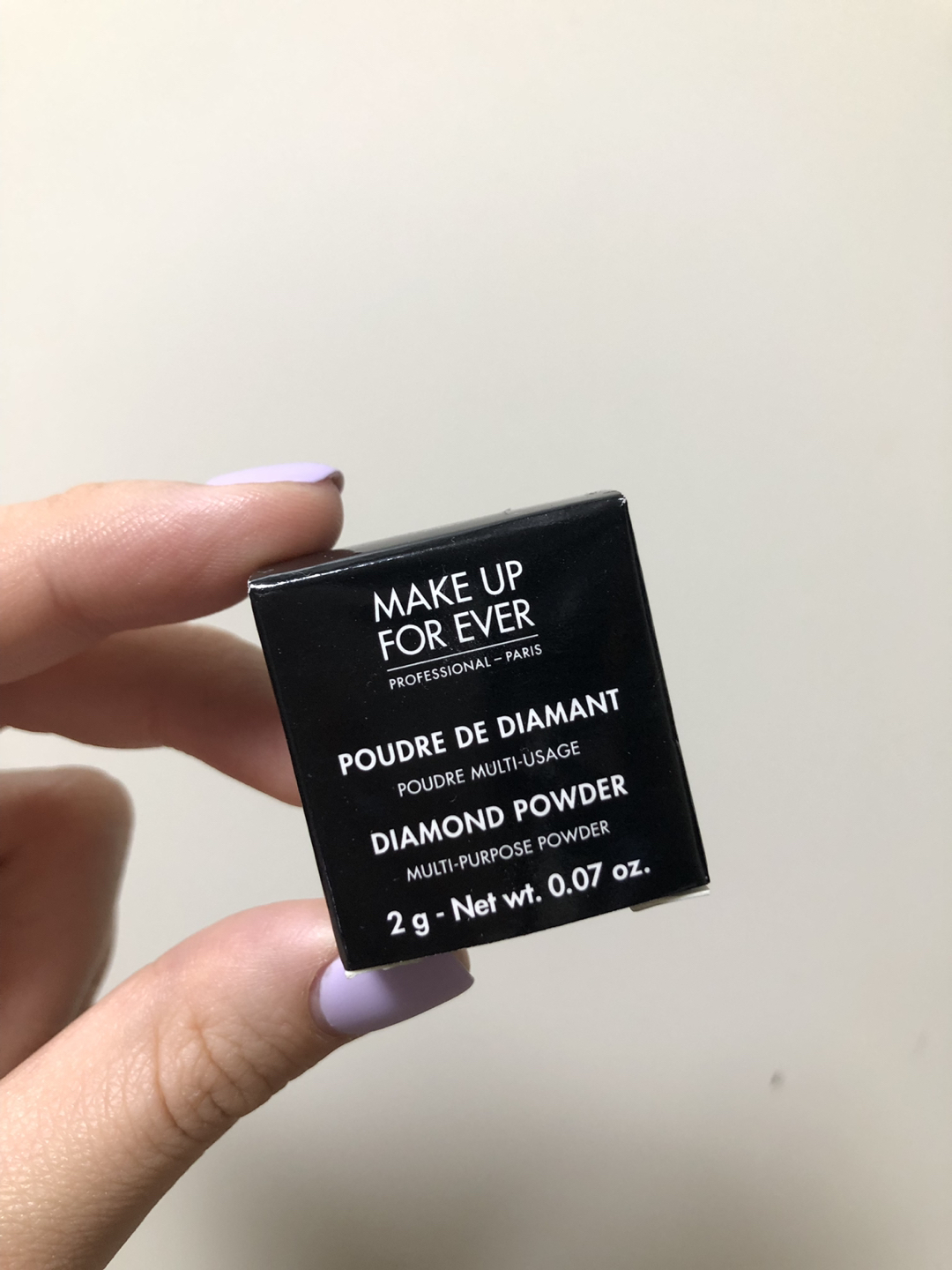 Makeup Forever 다이아몬드 파우더
