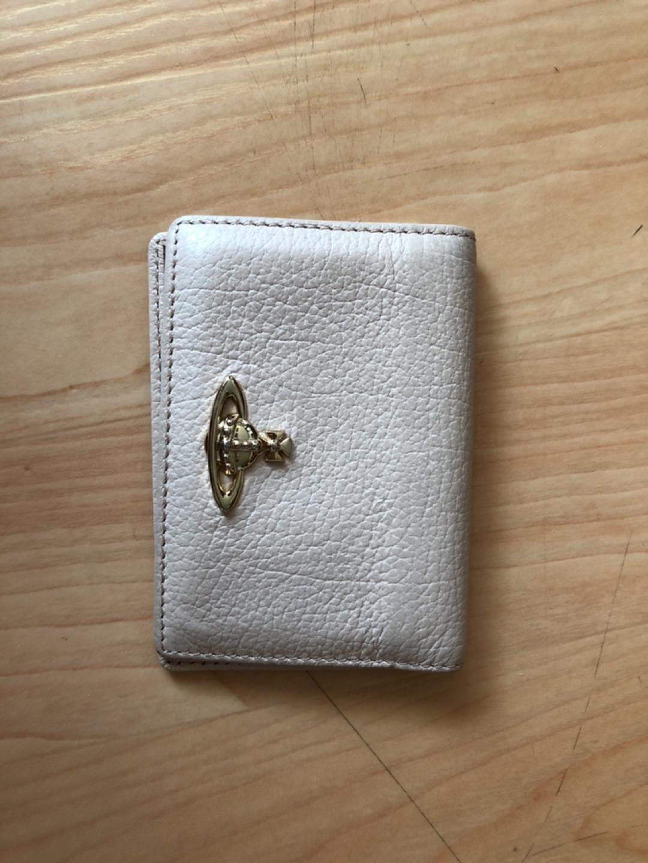 비비안웨스트우드 카드지갑 연핑크