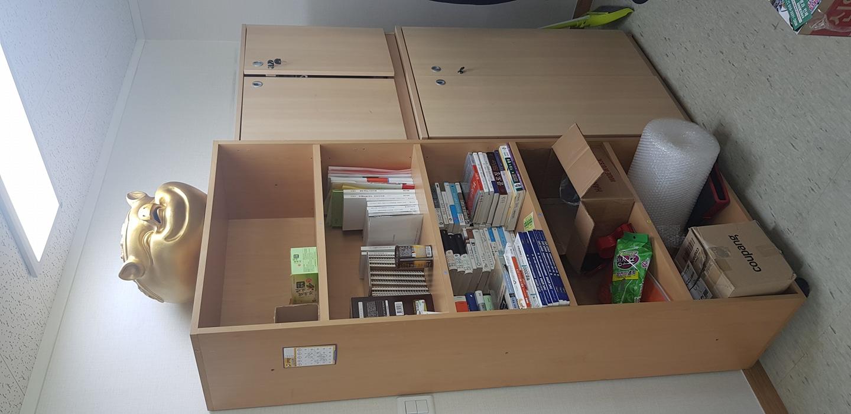 (무료나눔)사무실 책상 및 의자,책장,퍼시스파티션