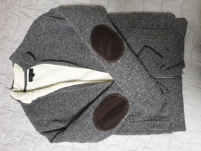 따뜻한 양털자켓