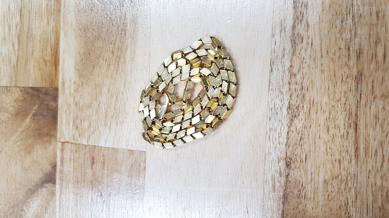 꿀매물 18K6돈 금목걸이팔아요