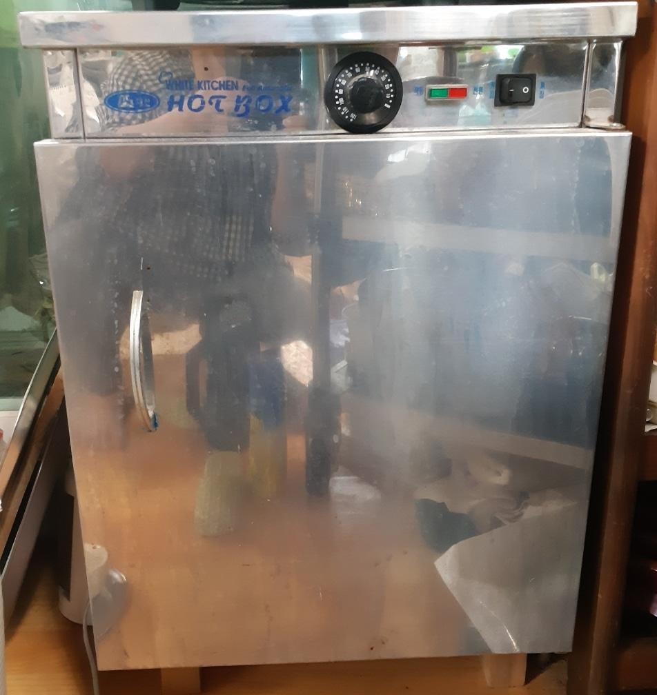 식당용 공기밥보관함
