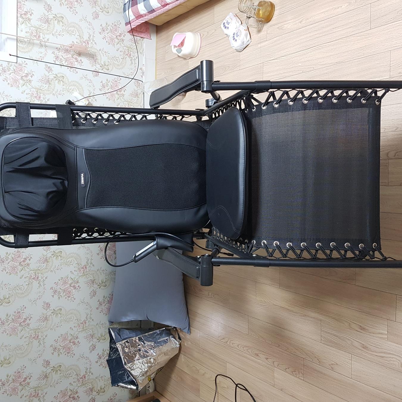 제스파 의자 온열 안마기