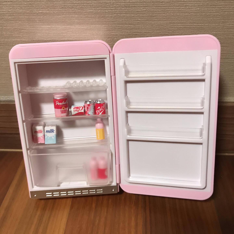 페리페라 미니 냉장고(장난감)