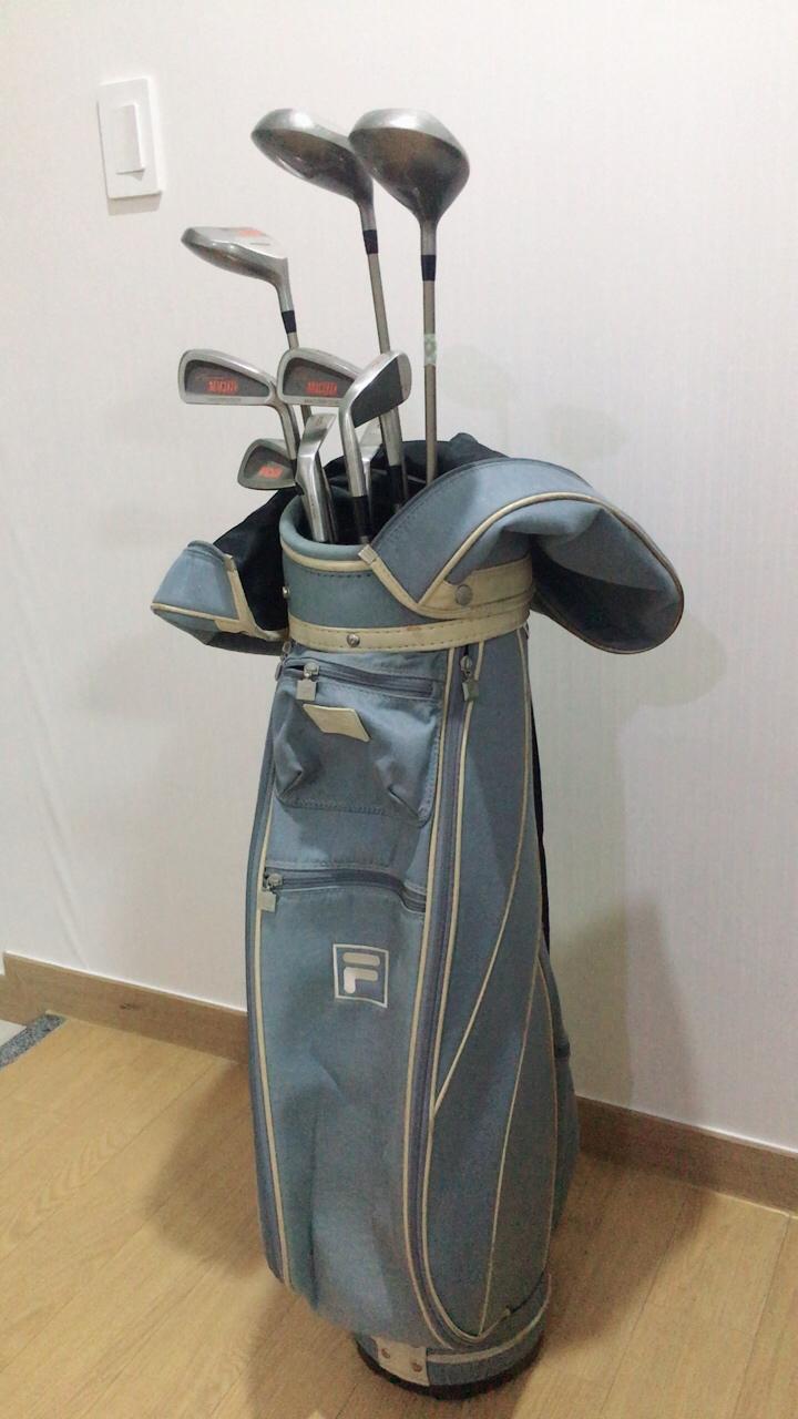 여성용 골프채 풀세트(맥그리거)