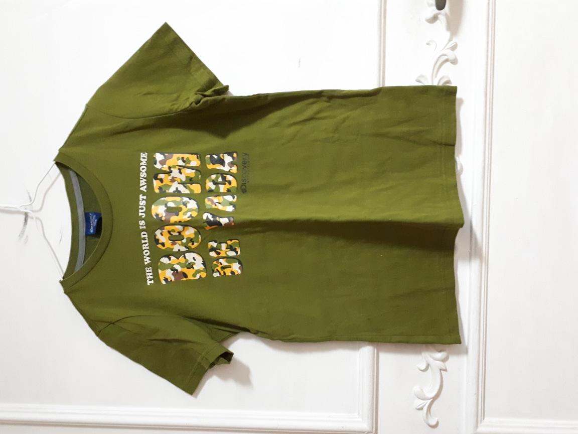 디스커버리 티셔츠 90사이즈