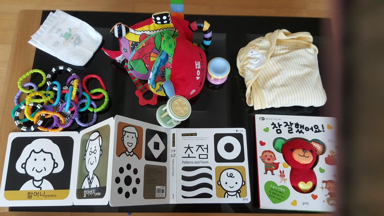 유아용품 일괄 만원
