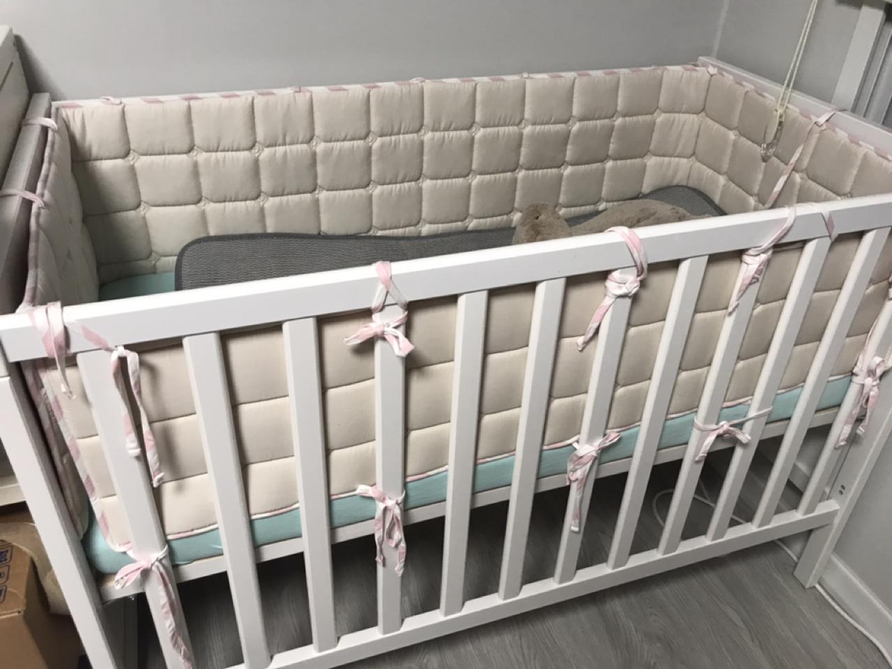 이케아 순드비크 아기침대