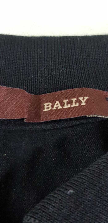 bally 블랙셔츠