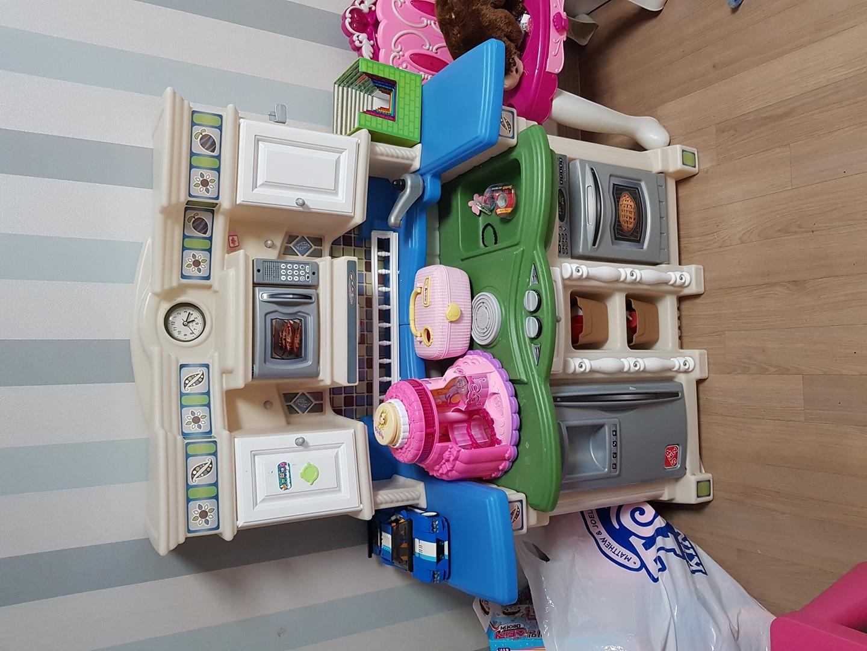 소음방지매트, 유모차, 주방놀이, 장난감청소리, 번개카, 자전거