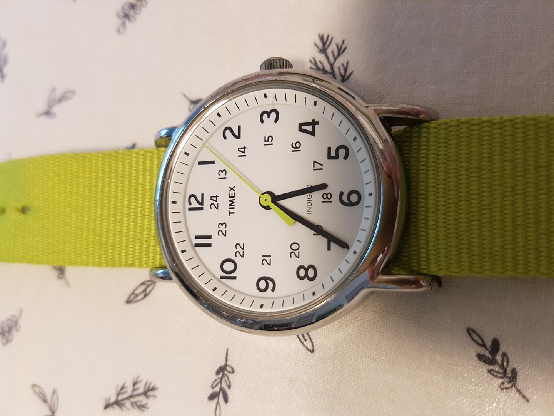 타이맥스 시계