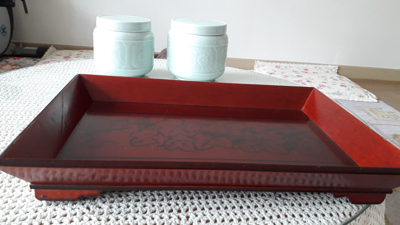 삼나무 엔틱소반