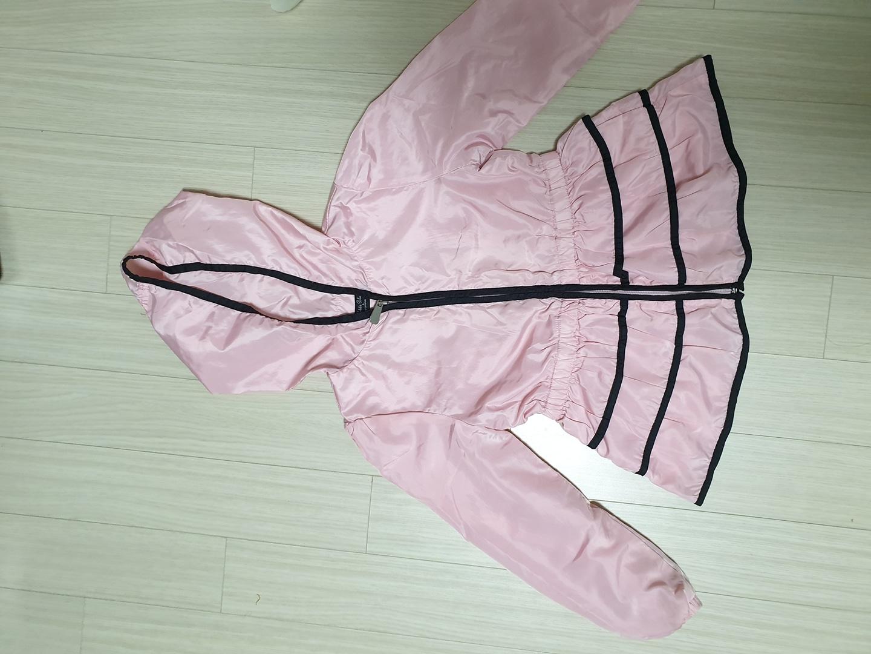 여아 봄.여름 자켓(컬리수 120)