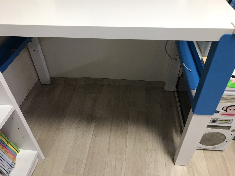 이케아 폴 책상 96cm(높이조절가능)