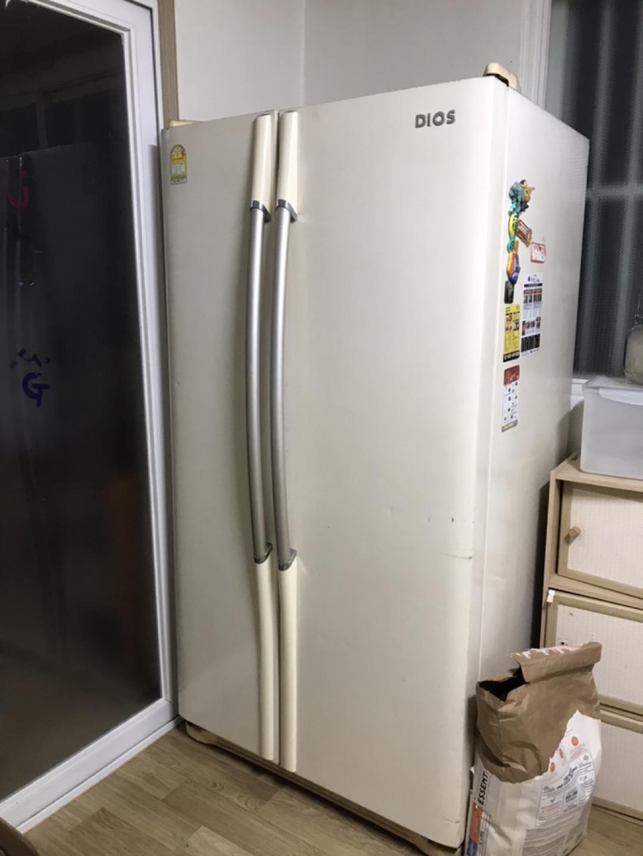 양문 냉장고