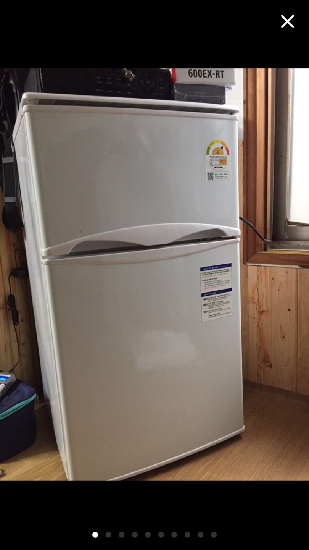 삼성 깨끗한 소형 냉장고 판매합니다.