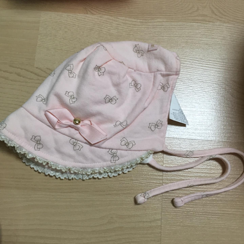 아기 보넷 모자(46사이즈)