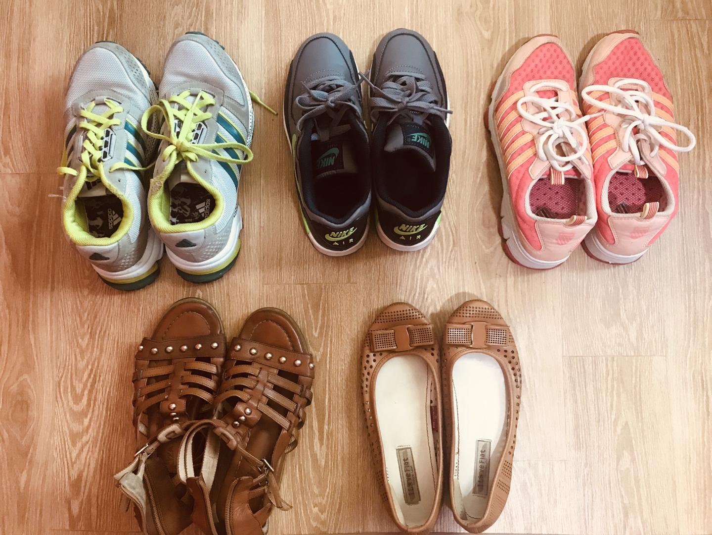 아디다스 나이키 브랜드 운동화 신발 모두 2만5천원