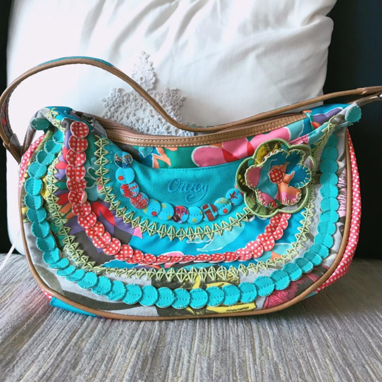 오릴리 패턴가방
