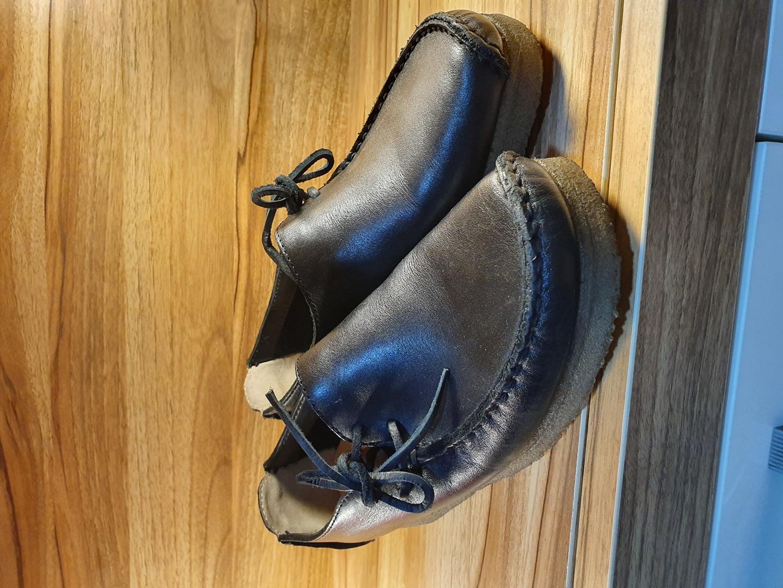 (신발)클락스 검정