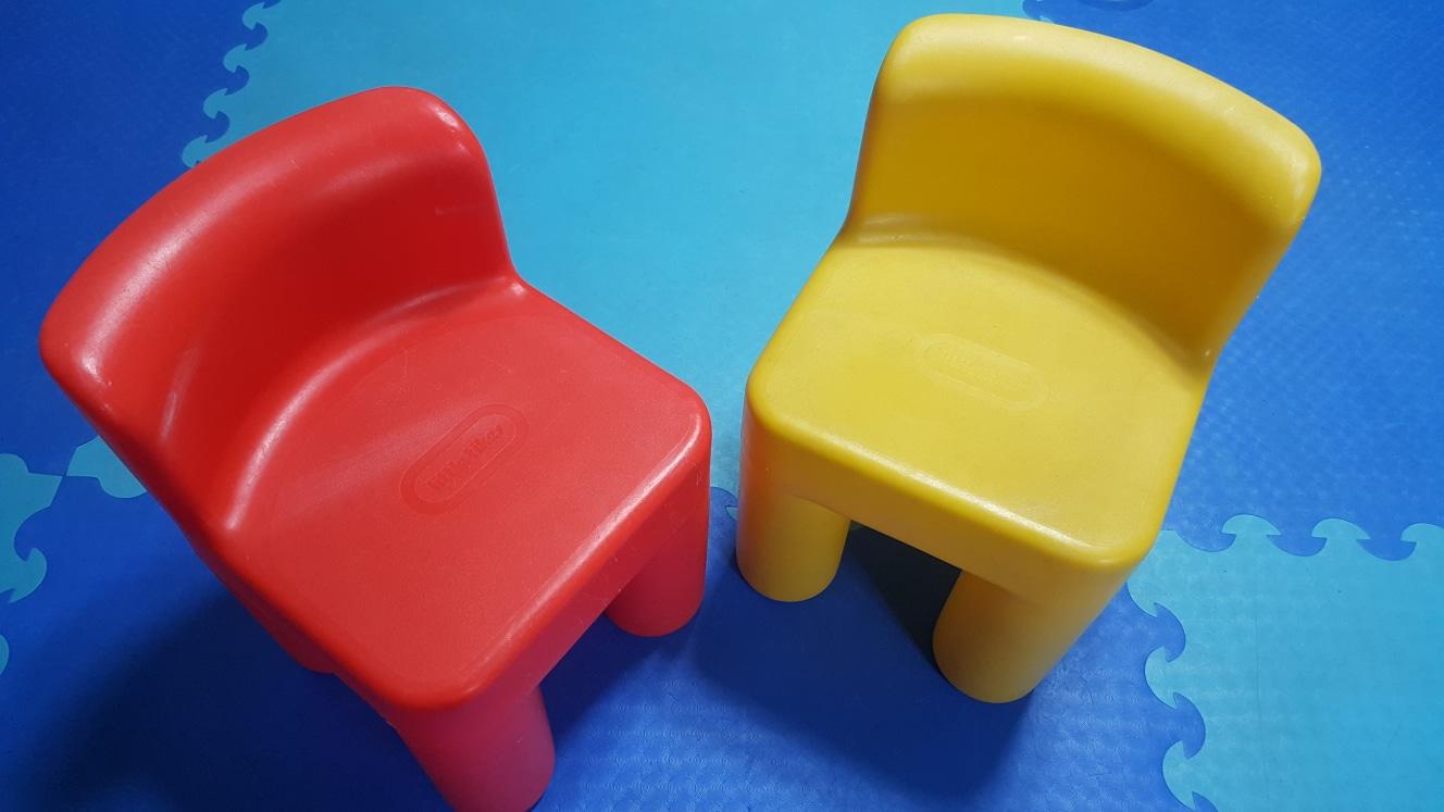 어린이용 의자 2개 6,000원